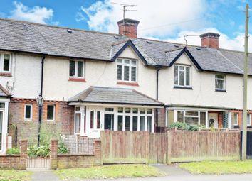 Thumbnail 3 bedroom terraced house for sale in Worting Road, Worting, Basingstoke