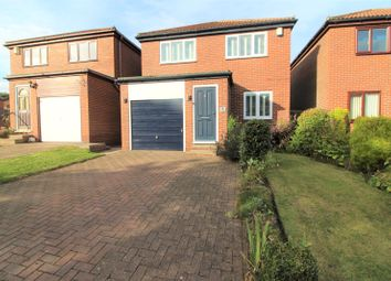 Thumbnail 3 bed detached house for sale in The Farthings, Usworth Village, Washington, Tyne & Wear