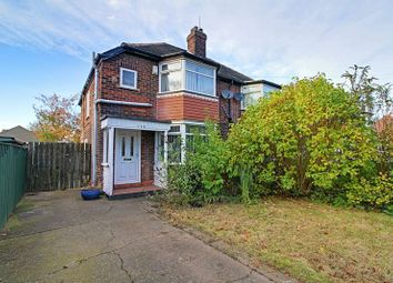Thumbnail 3 bed property for sale in Leads Road, Sutton-On-Hull, Hull