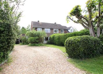 Thumbnail 3 bed semi-detached house to rent in Bridle Path, Woodcote, Reading
