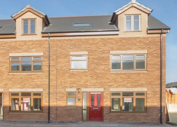 Thumbnail 4 bedroom town house for sale in Nursery Road, Leicester