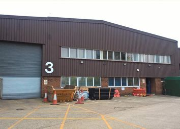 Thumbnail Light industrial to let in Unit 3 Gateway Trading Estate, London Road, Swanley, Kent