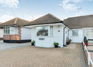 Thumbnail 2 bed semi-detached bungalow for sale in Bellhouse Lane, Leigh On Sea, Essex
