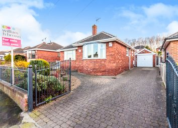 Thumbnail 3 bed detached bungalow for sale in Brinsworth Hall Grove, Brinsworth, Rotherham