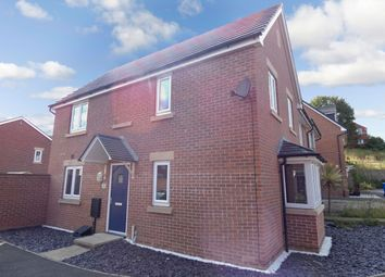 Thumbnail 3 bed terraced house for sale in Maudesley Avenue, Chesterfield