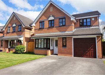 Thumbnail 4 bed detached house for sale in Windgate Fold, Preston