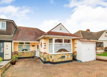 Thumbnail 2 bed semi-detached bungalow for sale in Clyde Way, Rise Park, Romford