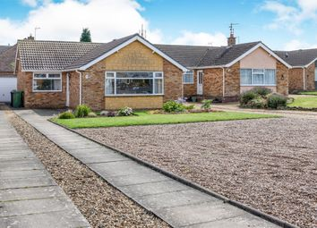 Thumbnail 3 bed detached bungalow for sale in Yarwells Headland, Whittlesey, Peterborough