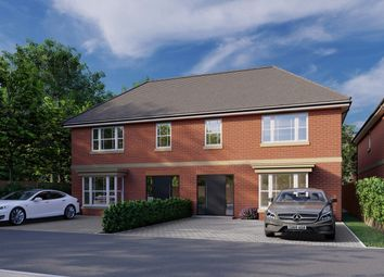 Thumbnail 5 bed semi-detached house for sale in Ware Road, Hailey, Hertford