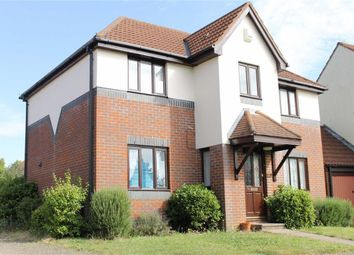 Thumbnail 4 bedroom detached house to rent in Dulverton Drive, Furzton, Milton Keynes, Bucks