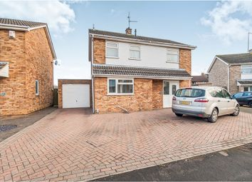 Thumbnail 3 bed detached house for sale in Bellmans Road, Whittlesey, Peterborough