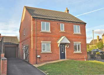 Thumbnail 4 bed detached house for sale in Wharrad Close, Bidford-On Avon
