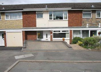 Thumbnail 3 bed terraced house to rent in Hilston Avenue, Halesowen, West Midlands