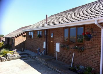 Thumbnail 3 bed semi-detached bungalow for sale in Sandbourne Close, Swanage, Dorset