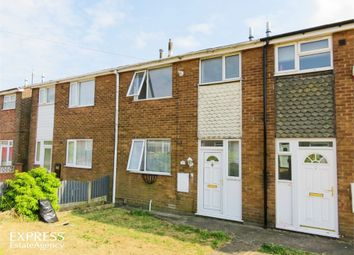 Thumbnail 3 bed town house for sale in Barton Court, Mansfield, Nottinghamshire