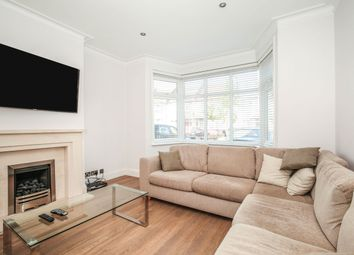 Thumbnail 3 bed terraced house to rent in Compton Road, Addiscombe, Croydon