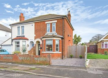 Thumbnail 2 bed semi-detached house for sale in New Road, Netley Abbey, Southampton