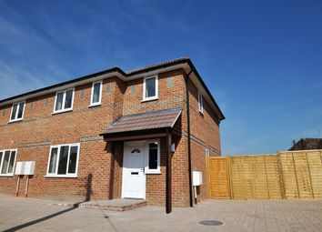 Thumbnail 4 bed semi-detached house to rent in St. Marys Road, New Romney