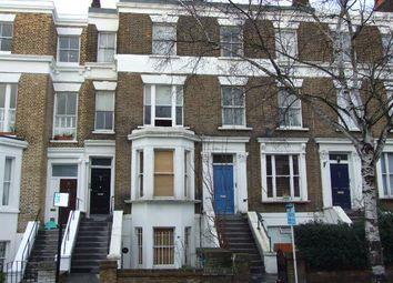 Thumbnail 3 bed flat to rent in Garden Flat, Gaisford Street, Kentish Town, London