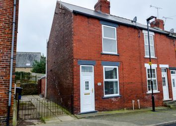 Thumbnail 2 bedroom end terrace house for sale in Chapel Street, Mosborough, Sheffield