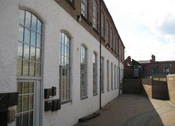 Thumbnail 2 bed flat for sale in Egypt Road, Nottingham