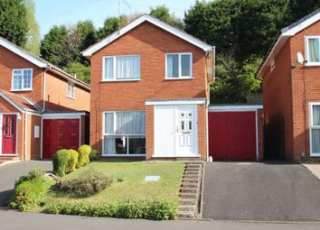 Thumbnail 3 bed detached house for sale in Wentworth Way, Quinton, Birmingham