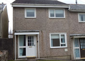 Thumbnail 2 bedroom end terrace house for sale in Nantyglo, Ebbw Vale