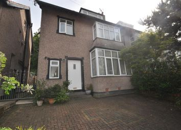 Thumbnail 4 bed semi-detached house for sale in St. James Road, Wallasey