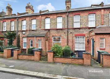 Thumbnail 2 bed terraced house to rent in Moselle Avenue, London
