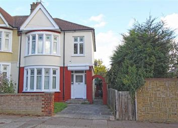 Thumbnail 3 bedroom semi-detached house for sale in Park Lane, Southend On Sea, Essex
