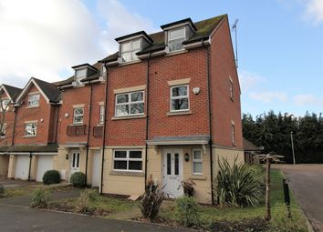 Thumbnail 4 bed semi-detached house for sale in Hawthorn Way, Lindford, Hampshire