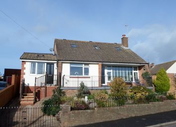 Thumbnail 4 bed detached house for sale in Bapton Close, Exmouth, Devon