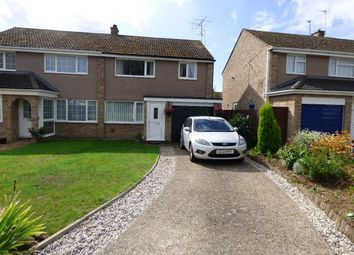 Thumbnail 3 bedroom semi-detached house for sale in Kempston, Beds