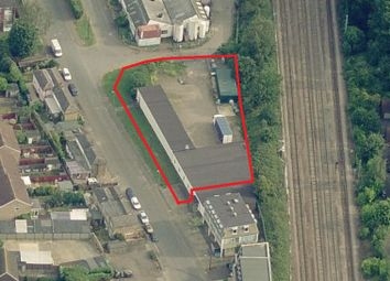 Thumbnail Warehouse for sale in 126 Great North Road, Hatfield