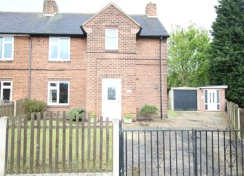 Thumbnail 3 bed semi-detached house for sale in 34, Southbreck Rise, Worksop