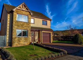 Thumbnail 5 bed detached house for sale in Sutherland Crescent, Abernethy