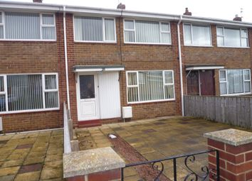 Thumbnail 3 bed terraced house for sale in Ridsdale Close, Seaton Delaval, Whitley Bay