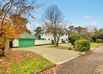 Woodham Waye, Woking GU21. 5 bed detached house for sale