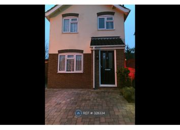 Thumbnail 3 bed detached house to rent in Woolwich Close, Chatham