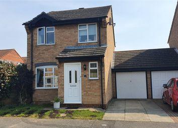 Thumbnail 3 bed link-detached house for sale in Pembroke Avenue, Eynesbury, St. Neots, Cambridgeshire