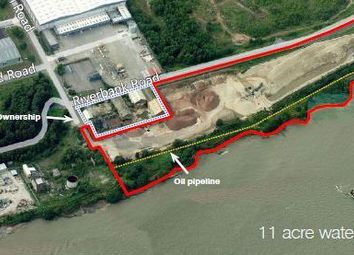Thumbnail Land to let in Bromborough Sands, Riverbank Road, Bromborough, Wirral