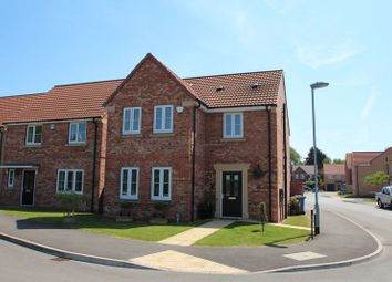 Thumbnail 3 bed detached house for sale in Wicstun Way, Market Weighton, York