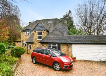 Thumbnail 4 bedroom detached house to rent in Oak Glade, Northwood, Middlesex