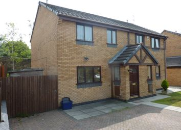 Thumbnail 3 bed semi-detached house to rent in Printers Fold, Burnley