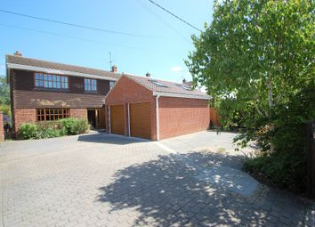 Thumbnail 4 bedroom detached house for sale in Grove Road, Tiptree, Colchester
