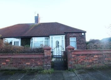 Thumbnail 2 bed semi-detached bungalow for sale in Dillon Street, Jarrow