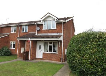 Thumbnail 2 bed flat for sale in Clewley Drive, Wolverhampton