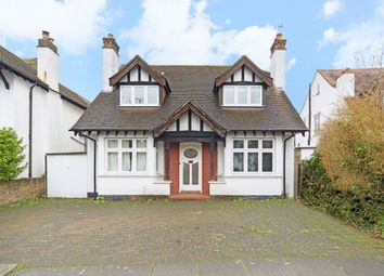 Thumbnail 4 bed detached house for sale in Connaught Road, New Malden