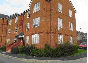 Thumbnail 2 bed flat to rent in Rowlatts Hill Road, Leicester