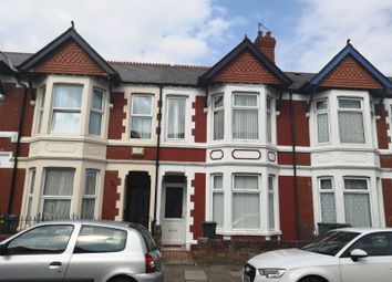 Thumbnail 5 bed property to rent in Cosmeston Street, Cathays, Cardiff